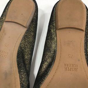 Anthropologie Shoes - Anthropologie Jasper & Jeera Rani Rhinestone Flats